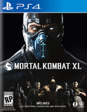 WB Games 1000588321 Mortal Kombat XL PlayStation 4