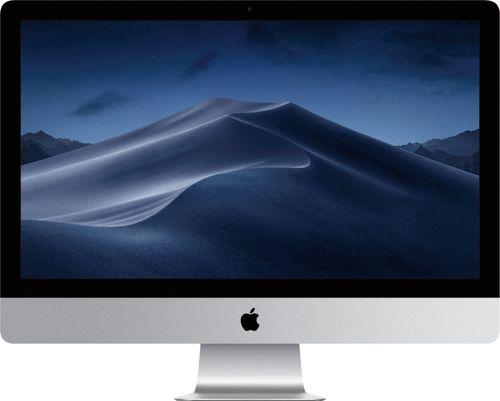 "Apple - 27"" iMac® (Latest Model) - Intel Core i5 (3.5GHz) - 8GB Memory - 1TB Fusion Drive - Silver"