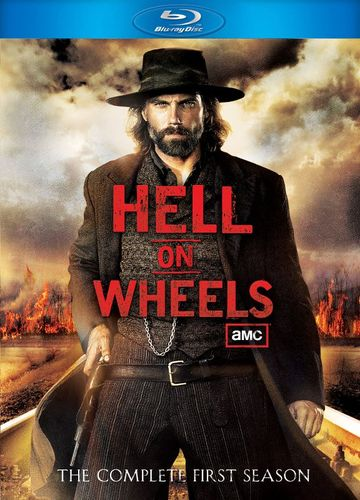 Hell on Wheels: The Complete First Season [3 Discs] [Blu-ray] 4882293
