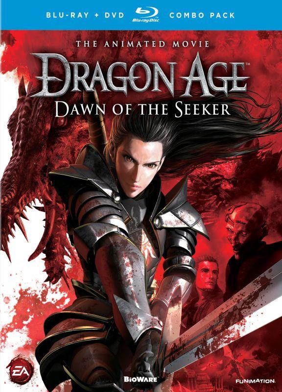 Dragon Age: Dawn of the Seeker [2 Discs] [Blu-ray/DVD] [2012] 4882372