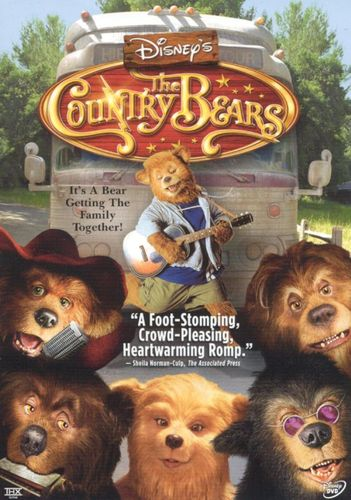 Country Bears [DVD] [2002]