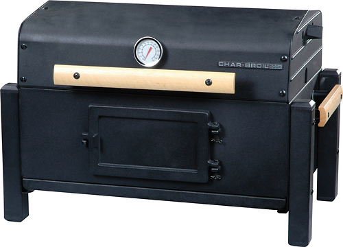 Char-Broil - CB Collection 500X Tabletop Charcoal Grill - Black