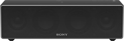 Sony - ZR7 Hi-Res Wireless Speaker - Black 4890401