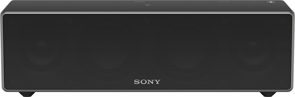 Sony ZR7 Hi-Res Wireless Speaker Black SRS-ZR7