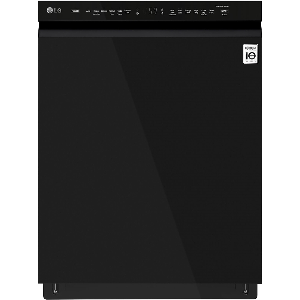 "LG 24"" Built-In Dishwasher Black LDF5545BB"