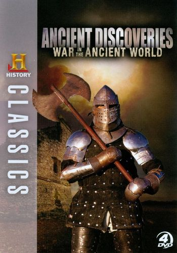 History Classics: Ancient Discoveries - War in the Ancient World [4 Discs] [DVD] 4892709