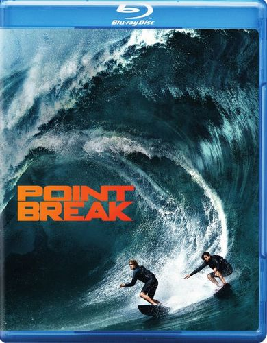 Point Break [Blu-ray/DVD] [2 Discs] [2015] 4894507