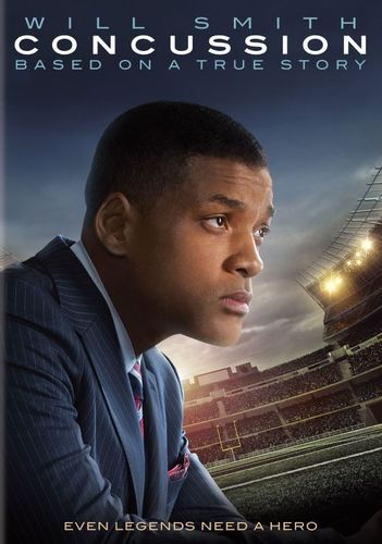 Concussion [Includes Digital Copy] [UltraViolet] [DVD] [2015] 4894604