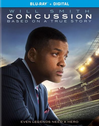Concussion [Includes Digital Copy] [UltraViolet] [Blu-ray] [2015] 4894605