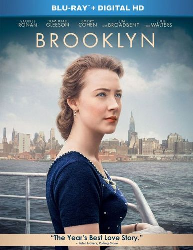 Brooklyn [Blu-ray] [2015] 4894800