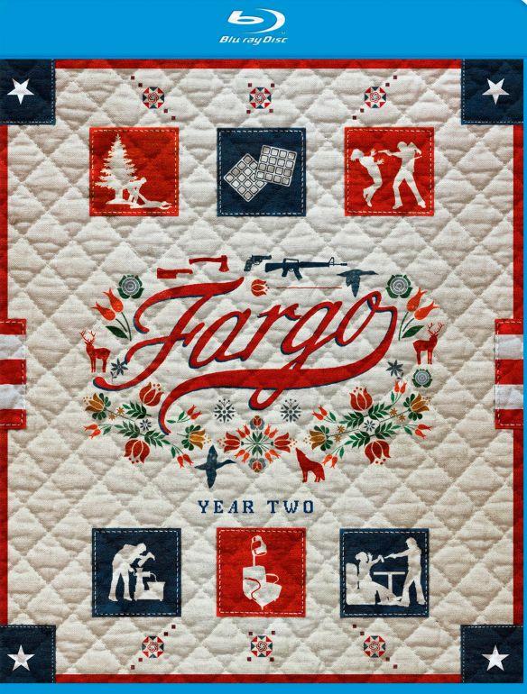 Fargo: Season 2 [Blu-ray] [3 Discs] 4899601