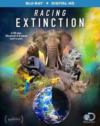 Racing Extinction [Blu-ray] [2015] 4901094