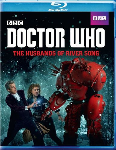 Doctor Who: 2015 Christmas Special [Blu-ray] 4901123