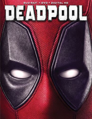 Deadpool [Includes Digital Copy] [Blu-ray/DVD] [2016] 4901144