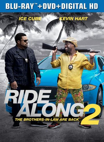 Ride Along 2 [Includes Digital Copy] [Blu-ray/DVD] [2016] 4901602