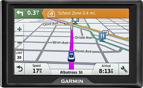 Garmin 010-01532-0C Drive 50 Portable Navigation System - Black