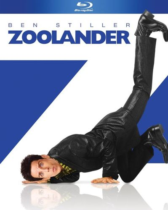 Zoolander [Blu-ray] [2001] 4901810