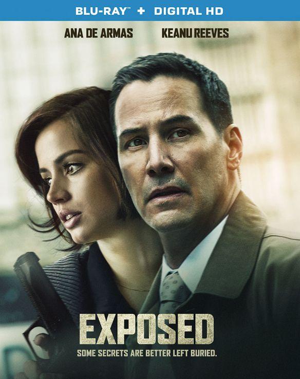 Exposed [Blu-ray] [2016] 4902300