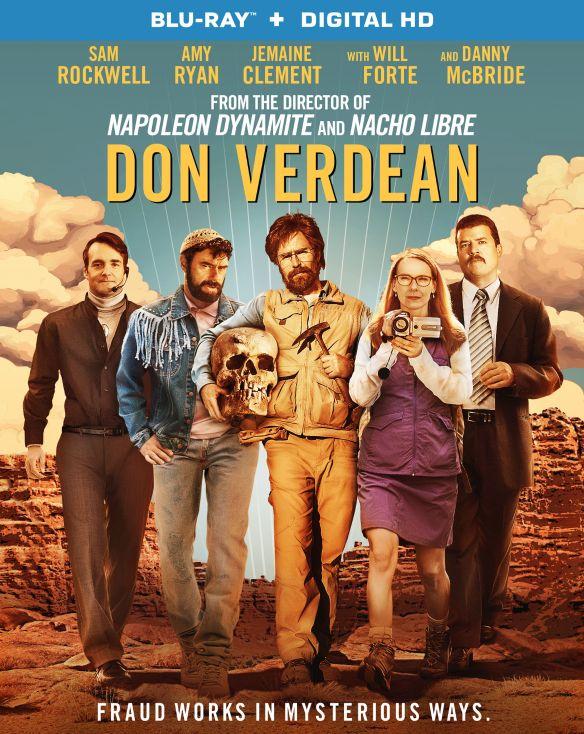 Don Verdean [Blu-ray] [2015] 4902500