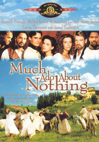 Much Ado About Nothing [WS] [DVD] [1993] 4905222