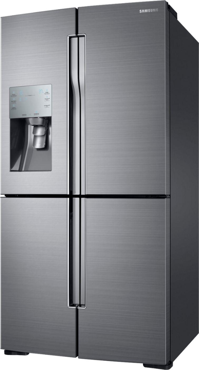 Samsung RF28K9070SR 28.1 Cu. Ft. 4-Door Flex French Door Refrigerator Stainless Steel