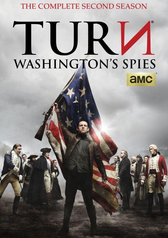 TURN: Washington's Spies - Season 2 [3 Discs] [DVD] 4910000