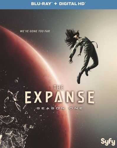 The Expanse: Season One [Includes Digital Copy] [UltraViolet] [Blu-ray] [3 Discs] 4910100