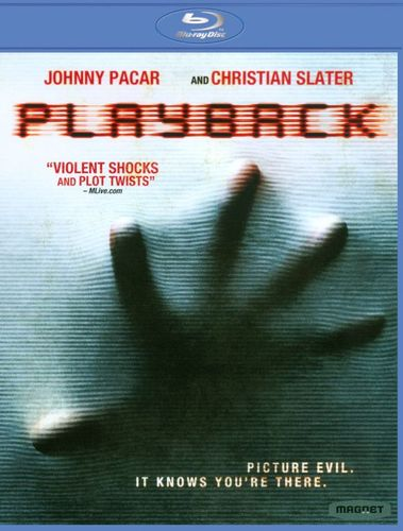 Playback [Blu-ray] [2012] 4910536