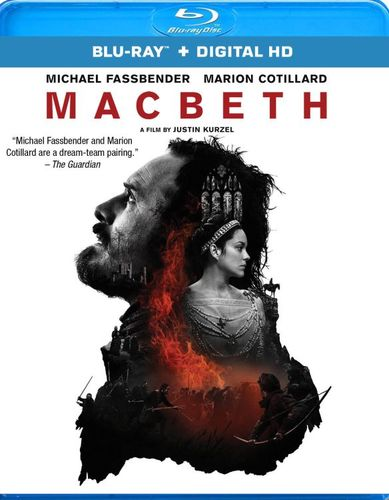 Macbeth [UltraViolet] [Includes Digital Copy] [Blu-ray] [2015] 4910800