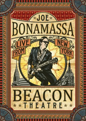 Beacon Theatre: Live from New York [Blu Ray] [Blu-Ray Disc] 4911669