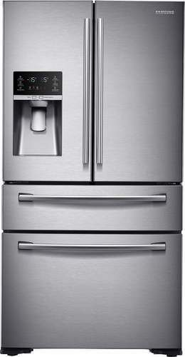 Samsung 29.7 cu. ft. French Door Refrigerator in Stainless Steel