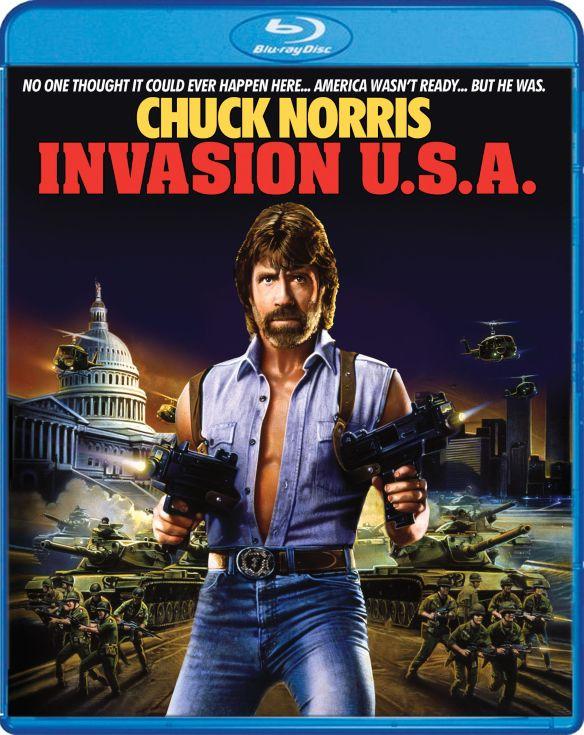 Invasion U.S.A. [Blu-ray] [1985] 4916926