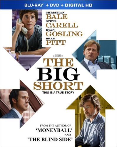 The Big Short [Includes Digital Copy] [Blu-ray/DVD] [2 Discs] [2015] 4919100