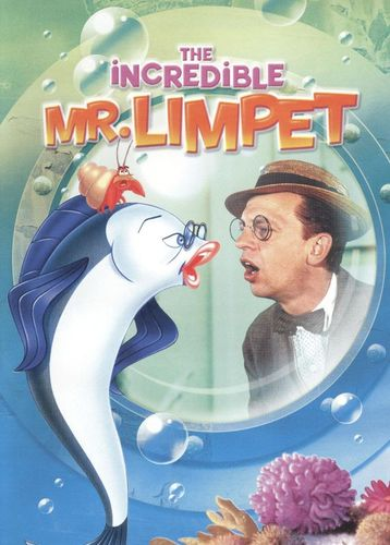 The Incredible Mr. Limpet [P & S] [DVD] [1964] 4922793