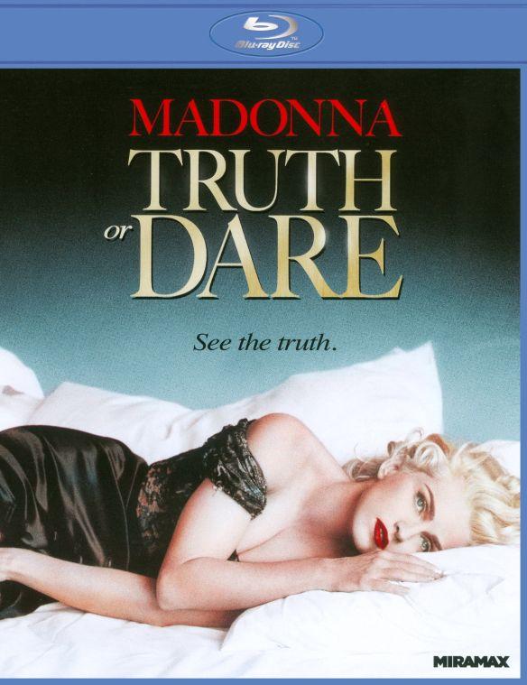Truth or Dare [Blu-ray] [1991] 4923188