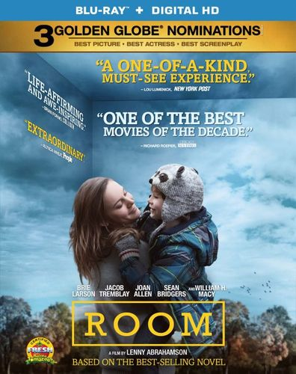 Room [Blu-ray] [2015] 4927300