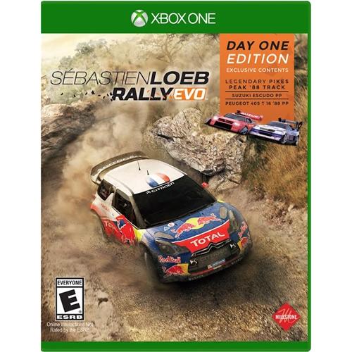 Sebastien Loeb Rally...