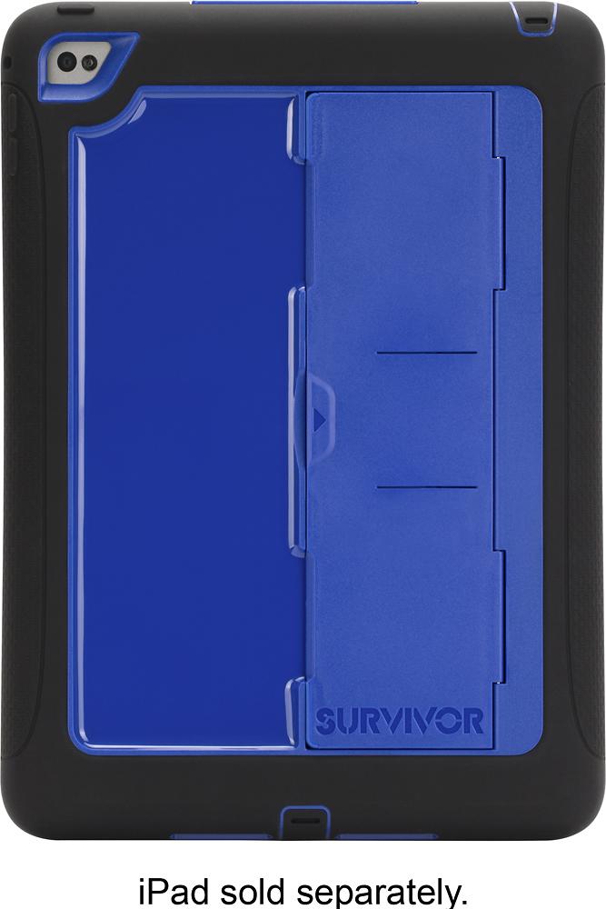 Griffin Technology Survivor Slim Case for iPad Air 2 Blue/Black GB42496