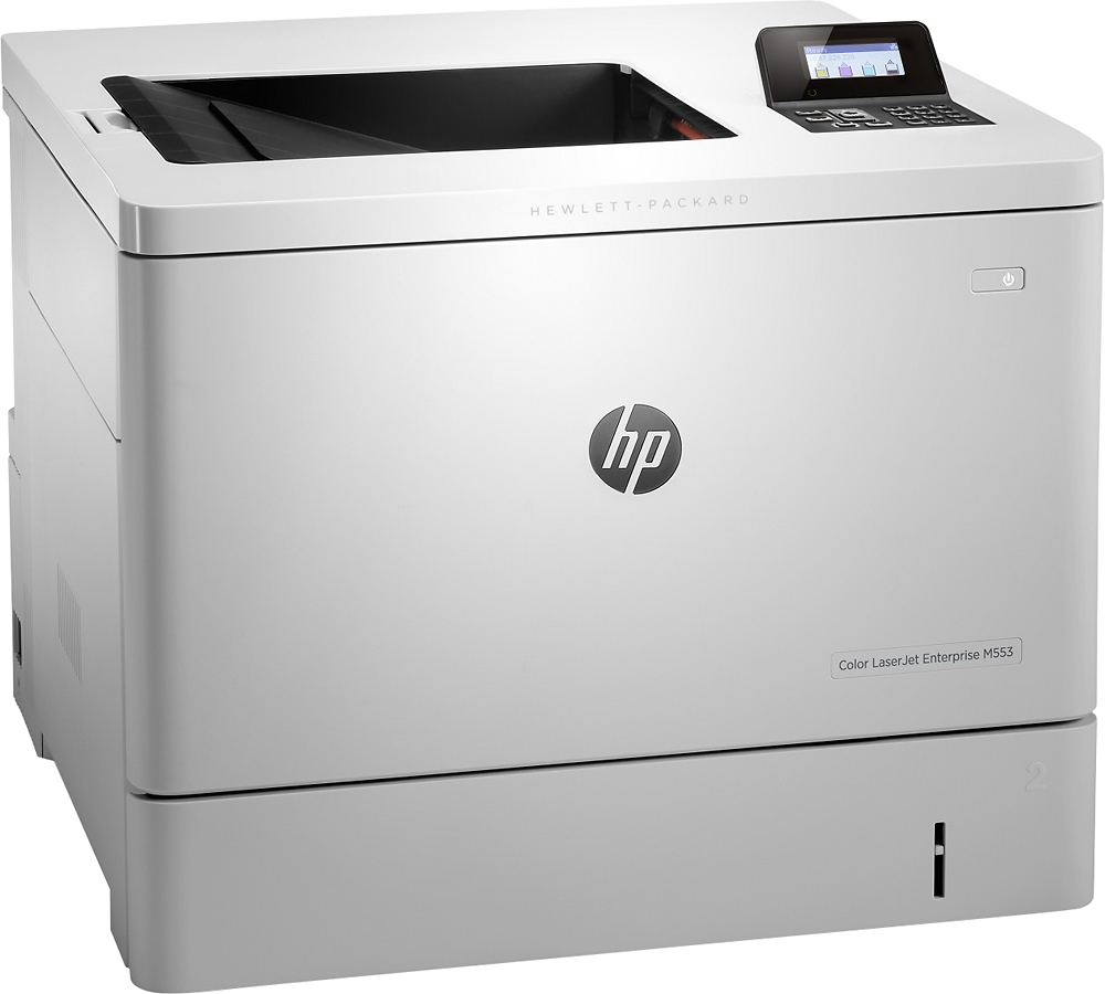 HP B5L24A#BGJ LaserJet Laser Printer Color 1200 x dpi Print Plain Paper Desktop Black
