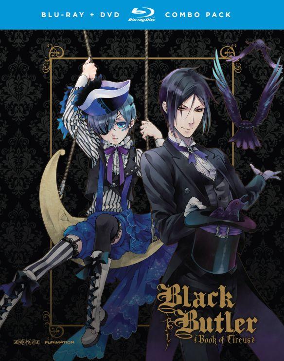 Black Butler: Book of Circus - Season Three [Blu-ray] [4 Discs] 4954200