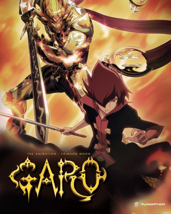 Garo the Animation: Season One, Part One [Blu-ray] [4 Discs] 4954402