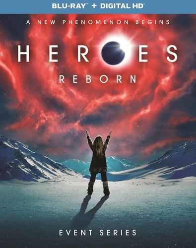 Heroes Reborn: Event Series [Includes Digital Copy] [UltraViolet] [Blu-ray] [3 Discs] 4956200