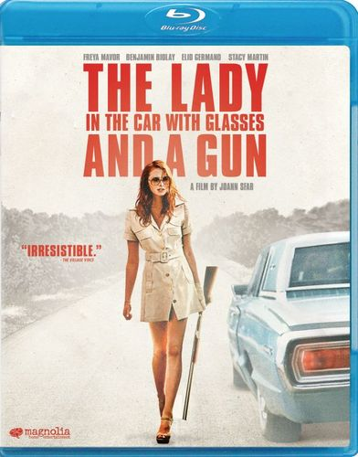 The Lady in the Car with Glasses and a Gun [Blu-ray] [2015] 4957300