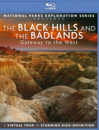 The Black Hills and the Badlands: Gateway to the West [Blu-ray] [2011] 4957679