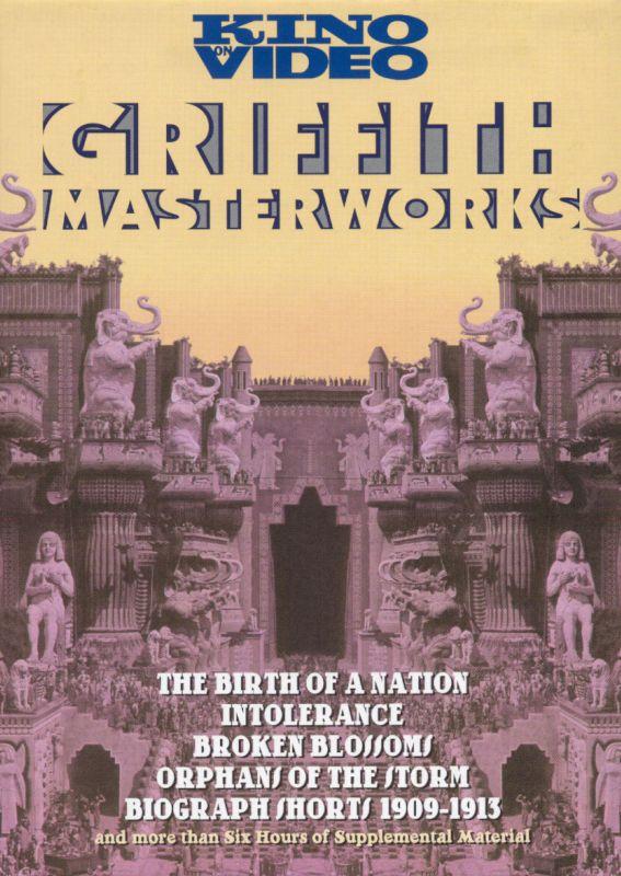 Griffith Masterworks Set [7 Discs] [DVD] 4957746