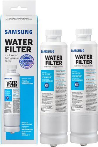 Samsung - Water Filters for Select Samsung Refrigerators (2-Pack) 4958200