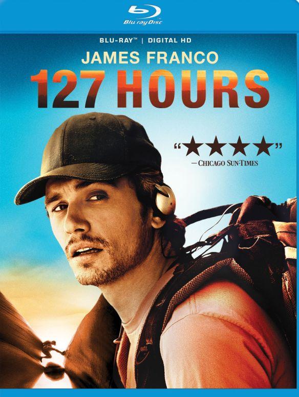 Image of 127 Hours [Blu-ray] [2010]