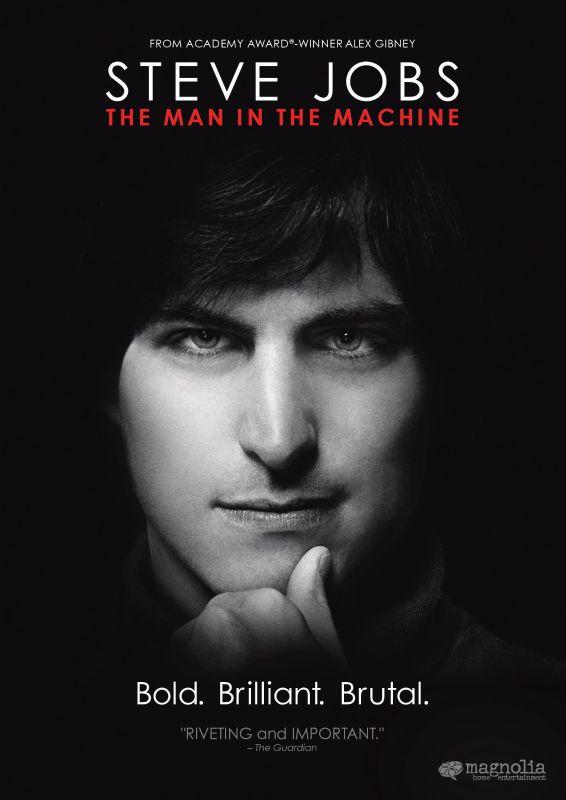 Steve Jobs: The Man in the Machine [DVD] [2015] 4962000