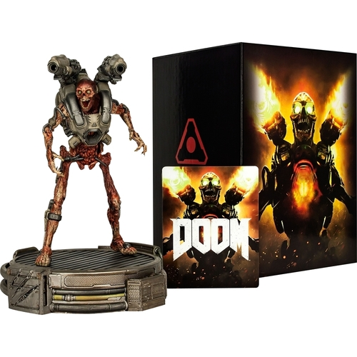 DOOM Collector's Edition...