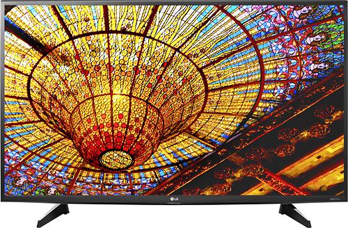 "LG - 49"" Class (48.7"" Diag.) - LED - 2160p - Smart - 4K Ultra HD TV"